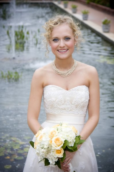 Shelbi's bridal portrait